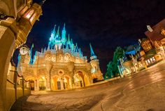 All sizes | Magic Kingdom: Behind the Towers (Explored) | Flickr - Photo Sharing!