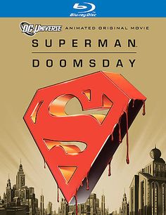 Superman Doomsday (Blu-ray Disc, Special Edition) NEW