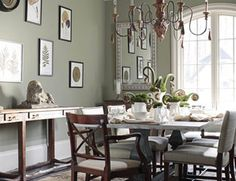 want to paint our formal dining room in this.