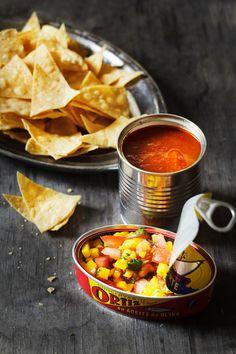 Kokit ja Potit -ruokablogi: SUUPALOJA - Mango-tomaattisalsa nachoille