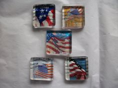 Hey, I found this really awesome Etsy listing at https://www.etsy.com/listing/232822374/5-upcycled-american-flag-us-postage