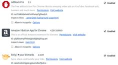 Top 10 Best Chrome Extensions #OS #Chrome #Top10 http://reviewonit.com/operating-system/2013/10/best-chrome-extensions/