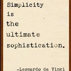 - Da Vinci