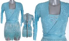 Kelliy Bright Launch Show - Strictly Come Dancing 2015 dresses - DSI London