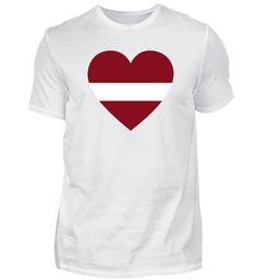 Love Liebe Lettland Latvia T-Shirt Basic Shirts, Tops, Women, Fashion, Moda, Fashion Styles, Fashion Illustrations, Woman