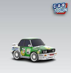 BMW M3 1989 - Jose Maria Ponce