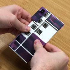 Google's Modular Project Ara Smartphone to be Released First in Puerto Rico | MIT Technology Review