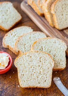 Soft and Fluffy Sandwich Bread averiecooks.com