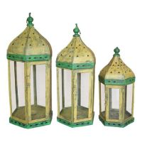 Bazaar Arabian Lanterns @ Home Alchemy