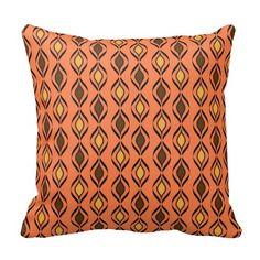 #Retro #Fun #Pattern #pillows #zazzlebesties #zazzle #trendy #shopping #gifts #decor