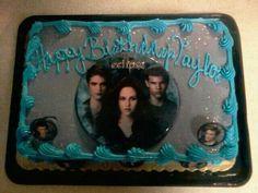 Taylor's Hollywood themed birthday cake
