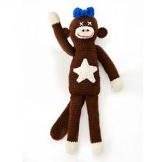 Lucy The Monkey