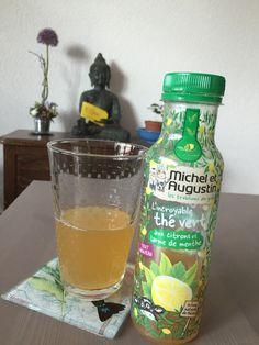 Testé et apprécié -  infusion thé citron menthe - sans additifs
