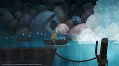 """New stills from """"Song of the Sea"""" animated feature film directed by Tomm Moore (Secret of Kells)."""