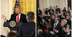 Donald Trump Had His First Ever Solo Press Conference And It Was Interesting; How Do YOU Think It...