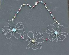 Angela Smith Jewellery: spring garden jewellery