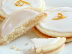 Peach Curd Cookies