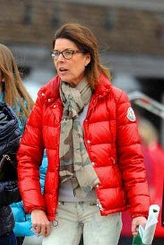 Princesa Carolina y su hija Alexandra de vacaciones de invierno 18 de febrero - Página 3