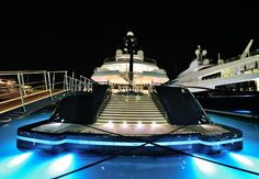 Billionaire Luxury Yachts! The Rich & Famous!