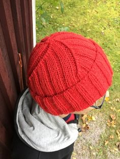 Merikarhun Cousteau-pipo Knitted Hats, Projects To Try, Winter Hats, Knitting, Baby, Fashion, Crocheting, Moda, Tricot
