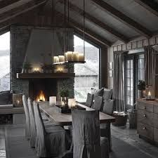 Warm and cozy family cabin Deco-alcoholic – cozy home warm House Design, Rustic House, House Styles, Beautiful Homes, Chalet Interior, Cabin Interiors, Rustic Living, Home, Interior And Exterior