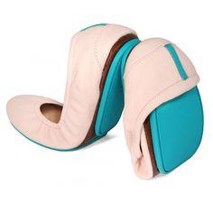 Ballerina Pink | #tieks ballet flat