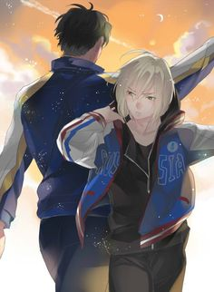 Yuri!!! on Ice #yurio