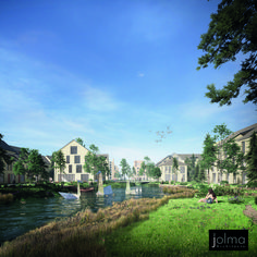 Jolma Architects specializes in innovative urban design. Utilizing the latest in urban research and development we create smart, sustainable cities and neighborhoods that are attractive environments in which to live and work. Sub Plans, Sustainable City, Wooden Buildings, Land Use, Futuristic City, Circular Economy, Design Research, Smart City, Design Competitions