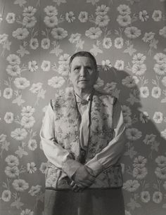 Gertrude Stein, 1936 photo by Cecil Beaton