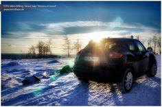 Ein Tag im Schnee #nissan #juke #ministryofsound