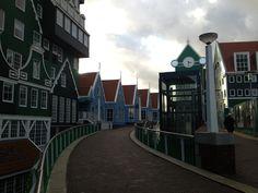 Inntel hotels @Zaandam train station, Netherlands
