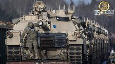 Revealed : US Army Receives First New Abrams Tank Prototype can Beat Rus...