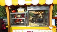 Tokyo Disneyland Popcorn - It's NOT Just Popcorn!   Taiken Japan