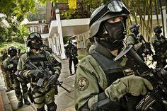GRUMEC - unidade de Forças Especiais da Marinha do Brasil.