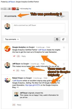 Google Plus Powered Blog Comments – Should You Jump Onboard?