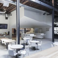 Gallery of Pinterest Headquarters / All of the Above + First Office + Schwartz and Architecture - 13
