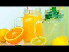 Homemade Lemonade / عصير الليمون - CookingWithAlia - Episode 390 - YouTube