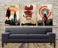 Hey, I found this really awesome Etsy listing at https://www.etsy.com/listing/159291141/superhero-captain-america-iron-man-hand