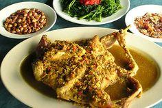 Aneka Makanan Khas Bali   kuliner.blogekstra.com ~ ayam betutu