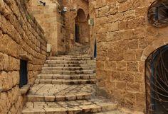 Jaffa, Israel - Balduíno IV pode ter nascido nesta cidade.