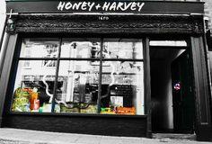 Honey and Harvey Woodbridge Suffolk UK
