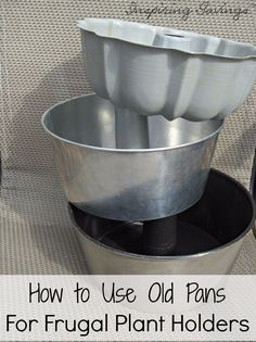 Got Grandma's old bundt pans? You might want to try this!
