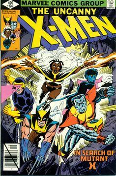 1979 The Uncanny X-Men #126 Marvel Comics (Featuring Dave Cockrum) #DaveCockrum…