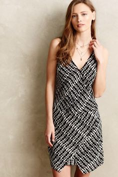 Box Step Petite Dress - anthropologie.com