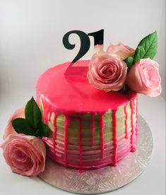 Drip Cakes, Jelly Beans, Cake Creations, Cupcakes, Baking, Desserts, Food, Bread Making, Meal