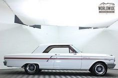 Ford : Fairlane FAIRLANE 500 COUPE 1964 FORD FAIRLANE 500! FULLY RESTORED! BEAUTIFUL! V8!