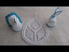 Crochet Doilies, Crochet Hats, Crochet Bikini Pattern, Chrochet, Crochet Earrings, Applique, Knitting, Youtube, How To Make Crafts