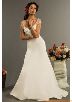 Cheap beaded wedding dress, Buy Quality designer wedding dress directly from China fashion wedding dress Suppliers: shopping sales online 2016 new design fashion cap sleeve sexy backless button zipper bridal gowns beading wedding dress Ruched Wedding Dress, Wedding Dress 2013, Sweetheart Wedding Dress, Wedding Dresses For Sale, Boho Wedding Dress, One Shoulder Wedding Dress, Prom Dresses, Dresses 2014, Reception Dresses