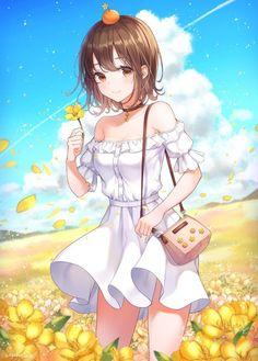 Chica Gato Neko Anime, Chibi Anime, Manga Anime Girl, Anime Girl Drawings, Anime Artwork, Anime Girls, Anime Love, Pretty Anime Girl, Cool Anime Girl
