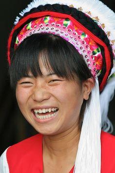 {} HAPPY BAI GIRL {}  by Carl Parow Where is Bai? It could be: Bai, Nepal, village in Bajura District, Nepal; or Baicheng, Xinjiang, China, known in Uyghur as Bai; or Bai, a village in Vidra Commune, Alba County, Romania; or Bai, Iran, a village in Razavi Khorasan Province, Iran HOWEVER I'm eliminating Iran...but the other three?